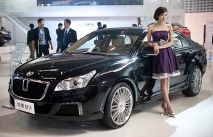 B11, da chinesa Hawtai Motors