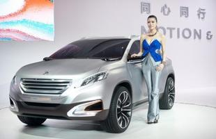 Conceito Peugeot 'Urban Crossover'