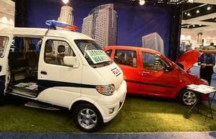Veículos elétricos produzidos pela americana EV Green