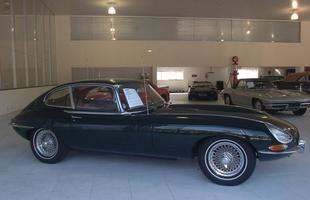 Jaguar E-type 2   2, 1967