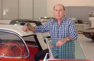 Eduardo Brasil, proprietário da concessionária