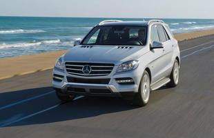 Novo Mercedes-Benz ML 350