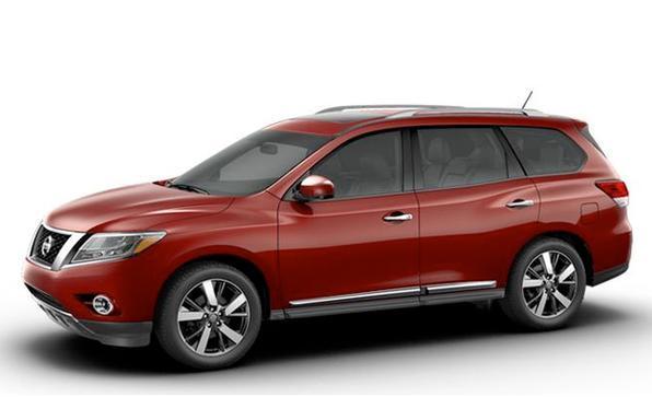 Novo Nissan Pathfinder