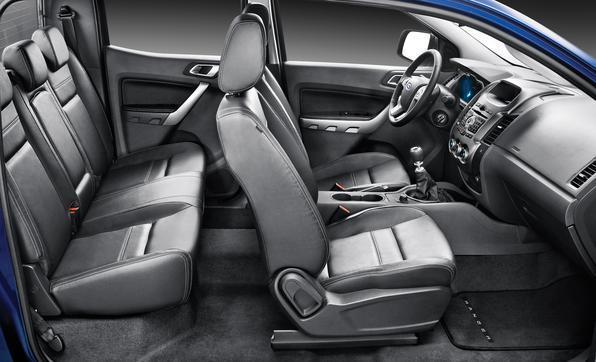 Ford Ranger LTD 3.2 Diesel 4x4