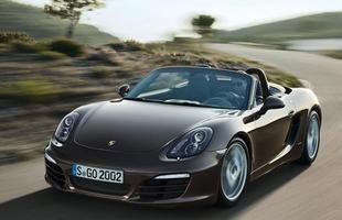 Segunda geração do Porsche Boxster. O modelo de motor central-traseiro volta ao Brasil totalmente renovado.