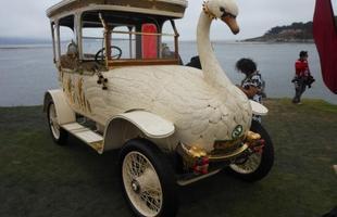 BROOKE 1910 25-30 HP SWAN CAR