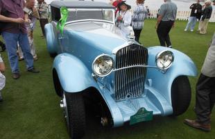 DELAGE 1932 D8 SS100 FIGONI CABRIOLET