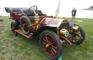 MERCER 1910 MODEL 30 TOURING
