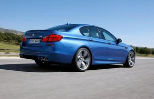 Novo BMW M5 é apresentado no Brasil