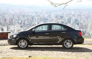 Chevrolet Sonic Sedan LTZ 1.6 16V