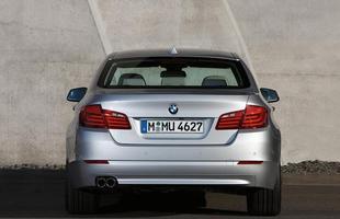 BMW 528i chega ao Brasil por R$ 258.950