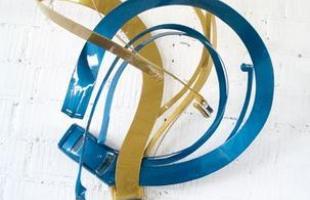 Veículos nas criações artísticas de Stefan Rohrer