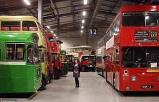 Atualmente, Londres tem uma das maiores redes de transporte público do mundo