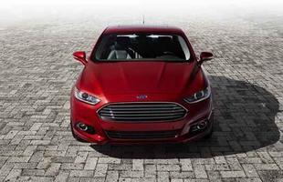Novo Ford Fusion