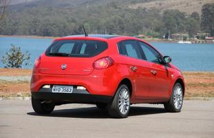 Fiat Bravo Absolute Dualogic Plus 2013
