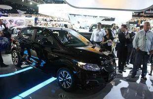 Chevrolet Onix é apresentado no Salão de São Paulo