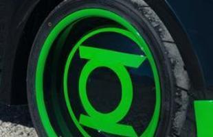 Kia Soul Lanterna Verde - Marca preparou versões de cinco modelos inspiradas na Liga da Justiça