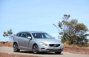 Volvo V60 T5 R-Design Dynamic - perua sueca esbanja esportividade e ótimo desempenho