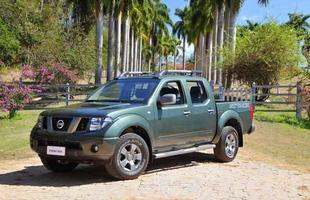 Nissan Frontier LE Attack 2012