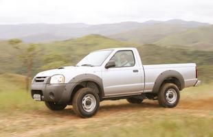Nissan Frontier Cabine Simples 2004