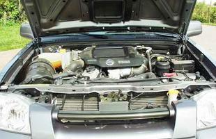 Nissan Frontier 2.8 TD 4x4  2002