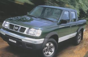 Nissan Frontier 4x4 2001