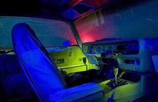 O fotógrafo Troy Paiva registra fotos noturnas incríveis no Oeste dos EUA