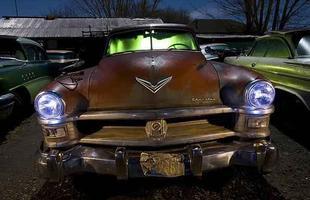 1952 Chrysler New Yorker - Troy Paiva registra imagens noturnas no Velho Oeste dos EUA