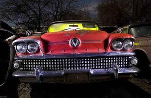 1958 Buick Century  - Troy Paiva registra imagens noturnas no Velho Oeste dos EUA
