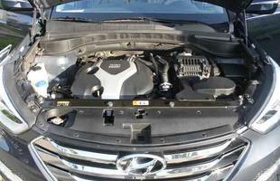 Mesmo discreto, o sopro do turbo pode ser ouvido, ao mesmo tempo que você sente a resposta das acelerações