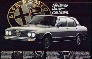 O Alfa Romeo 2300 de Niemeyer