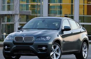 BMW X6: dose extra de extravagância e linhas totalmente desnecessárias na carroceria