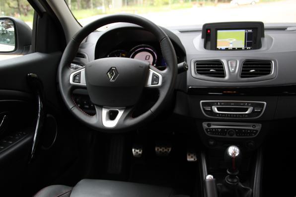 Renault Fluence GT