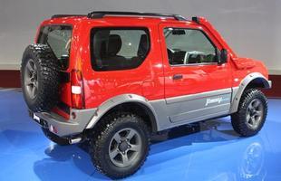 Suzuki Jimny 2013