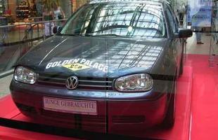 Golf de Bento XVI foi leiloado por 188 mil Euros