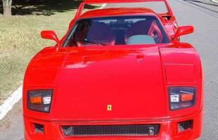 Réplica da Ferrari F40