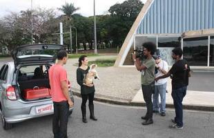 A gravação ocorreu na Igreja São Francisco de Assis, na Pampulha, em Belo Horizonte