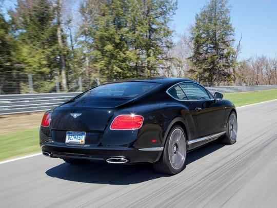 Bentley Continental GT W12 Le Mans Edition - 2014