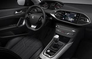 Marca francesa apresentou o novo 308, que será vendido a partir de janeiro de 2014 na Europa