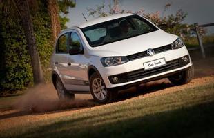 Volkswagen apresenta versão Track do Gol