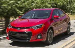 Toyota revelou a 11ª geração do Corolla nos Estados Unidos. Saiba Mais  nos links abaixo