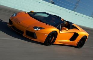 Lamborghini Aventador chega a 2 mil unidades vendidas