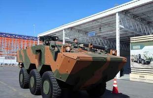 Iveco inaugura linha de produção de veículos militares