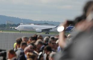 Primeiro voo do Airbus A350