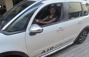 Na Mira do Vrum: Aircross, por Luana Cruz
