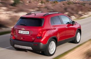 GM apresentou o Tracker no Brasil. Modelo chega no segundo semestre para disputar mercado com EcoSport e Duster. Em outros países é conhecido como Trax