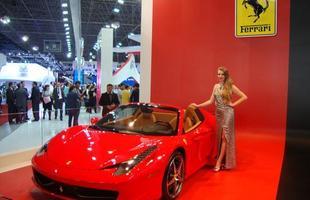 458 Spider é um dos modelos mais cobiçados da Ferrari