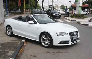 Audi S5 Cabriolet é vendido no Brasil com motor 3.0 V6 de 333 cv
