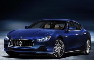 Maserati Ghibli: