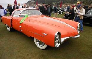 Lincoln 1955 Indianapolis Boano Coupe
